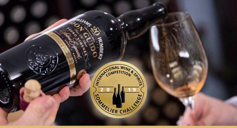 El PX Don Guido de Williams & Humbert es el vino del año