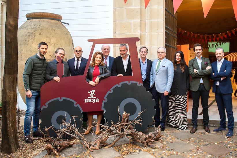 El de Rioja es el vino más consumido en Andalucía