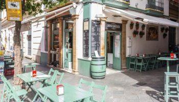 Taberna Entrecárceles Sevilla