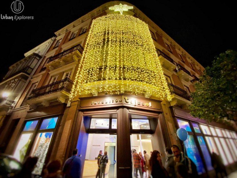 La Fundación Cajasol inaugura su «Gran Manzana Cultural»