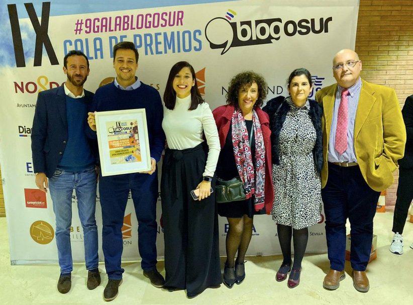 Urban Explorers, mejor blog de Cultura en los premios Blogosur 2020