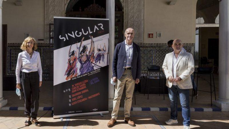 Singular Fest trae a la Plaza de España música y teatro para este verano