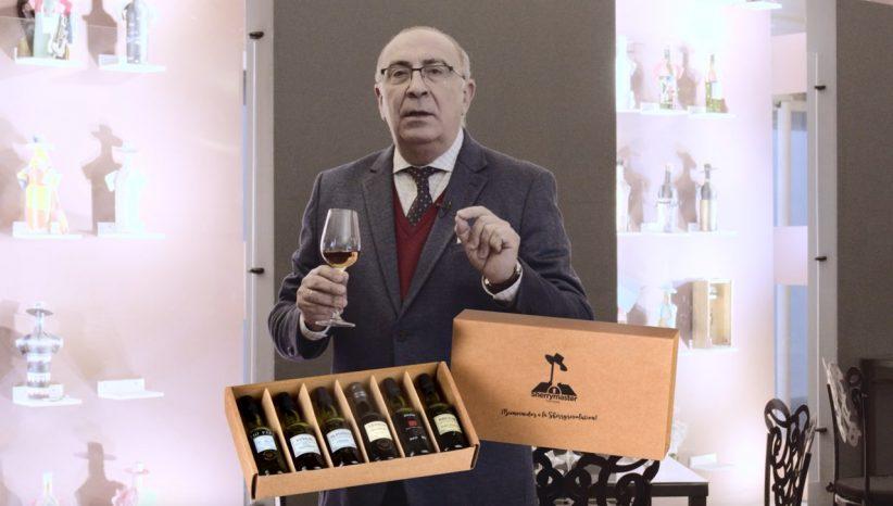 González Byass presenta el primer Sherrymaster Online
