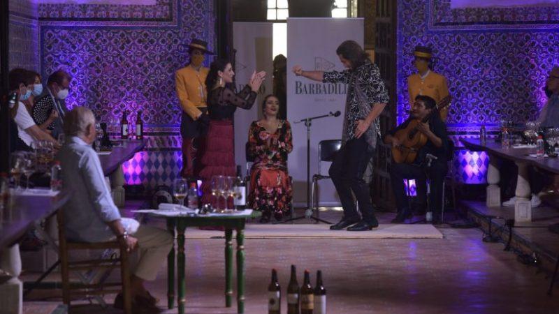 """""""De Mirabrás a Solear"""", vinos de Barbadillo maridados con flamenco"""