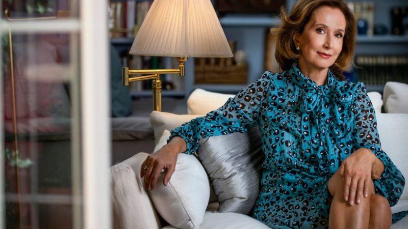 Lourdes Plana, nueva presidenta de la Real Academia de Gastronomía