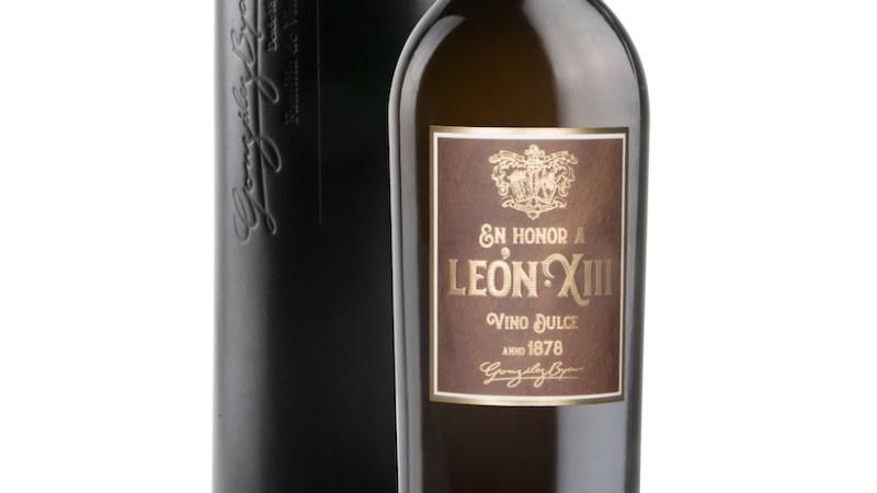 León XIII, un PX de 1878, nuevo «vino finito» de González Byass