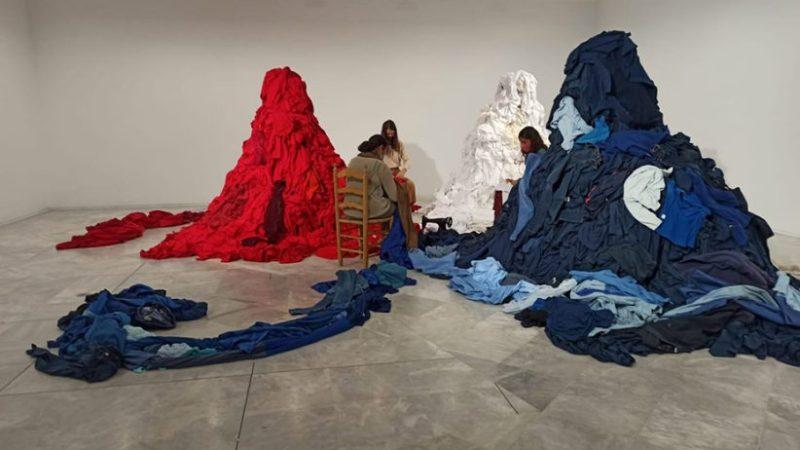 El CAAC acoge la primera retrospectiva en España de Suzanne Lacy