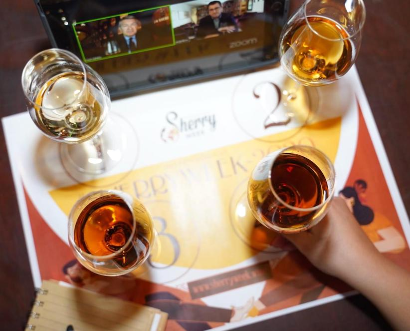La Sherry Week 2020 triunfa en su nuevo formato virtual