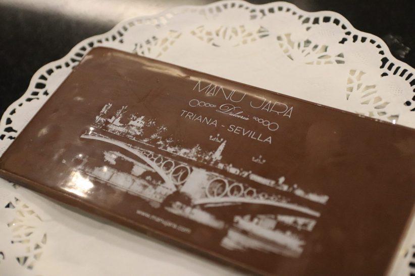 Manu Jara reabre Bocasú con el chocolate como protagonista