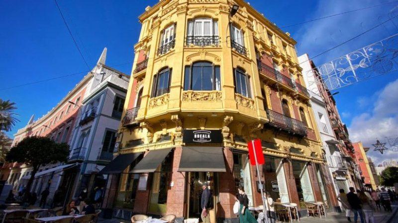 Rocala Sevilla centro