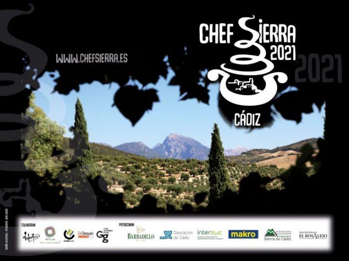 Chef Sierra 2021 ya tiene abierto el plazo de inscripción para concursar