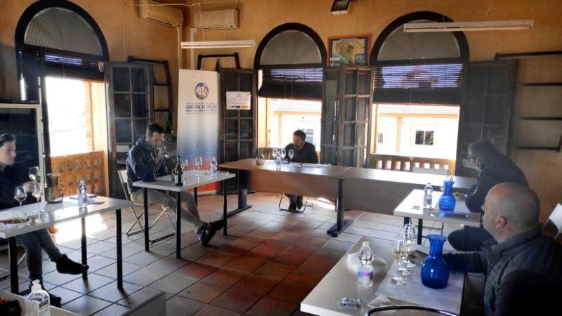 La cosecha 2020 de los vinos blancos del Condado de Huelva es «buena»