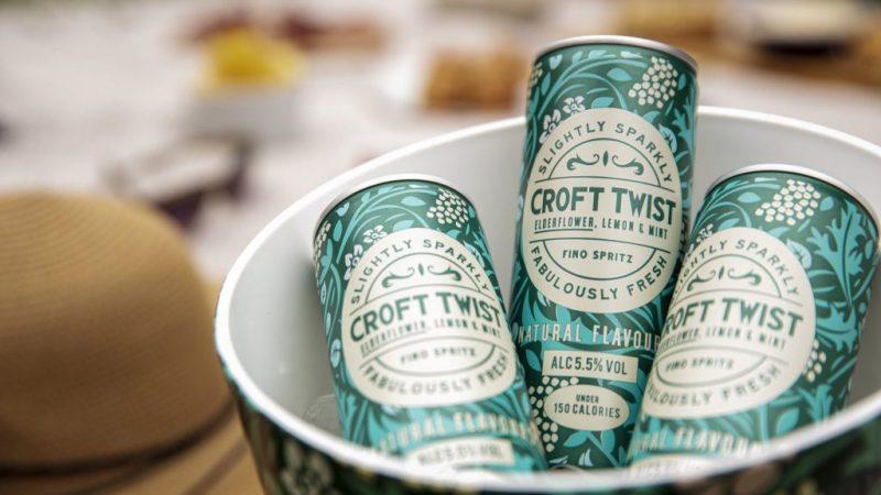 Croft Twist en lata