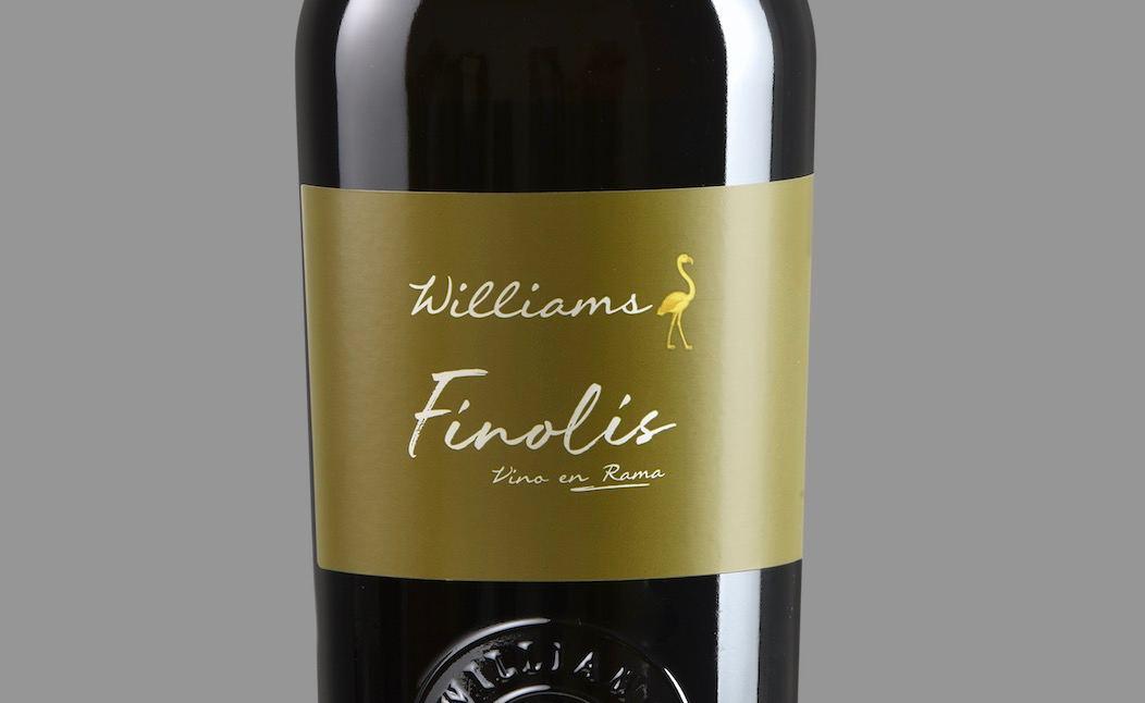 Finolis, el nuevo blanco de uva palomino sobremadurada de Williams & Humbert