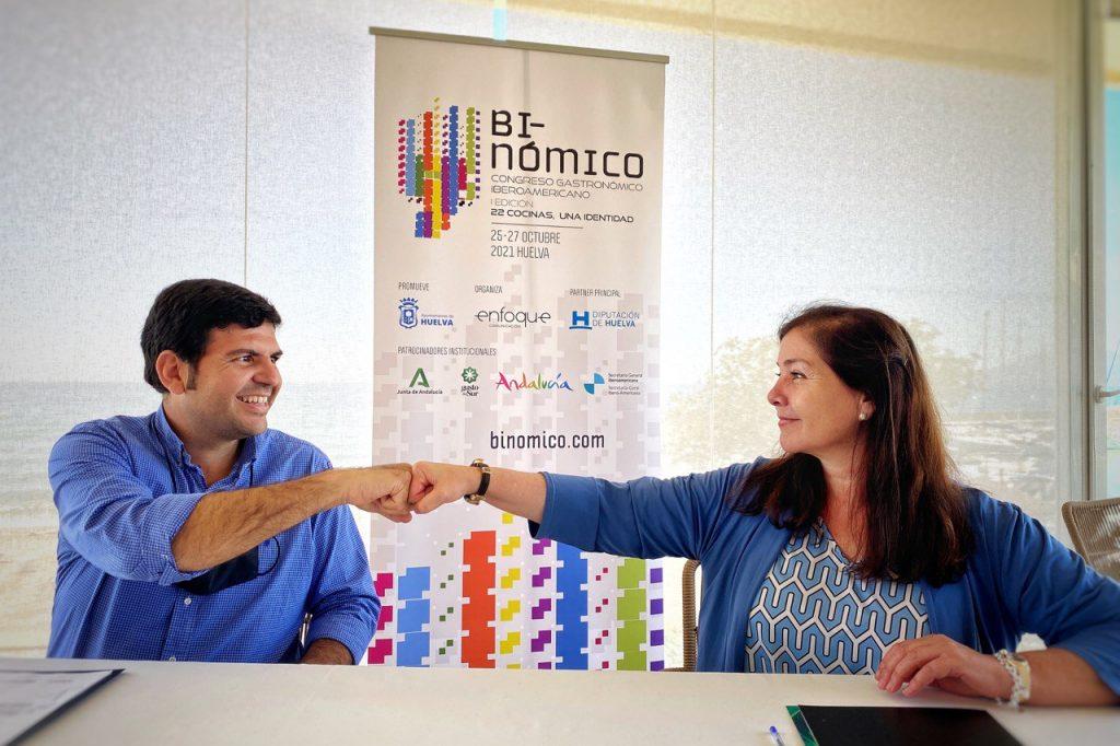 Binómico, el Congreso Gastronómico Iberoaméricano, suma el apoyo de la AAGT