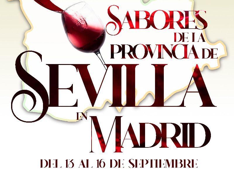 Los «Sabores de la provincia de Sevilla», en Madrid hasta el día 16