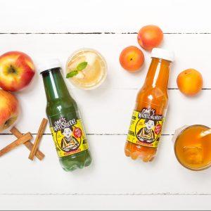 Omi's Apfelstrudel und Marillenknödel