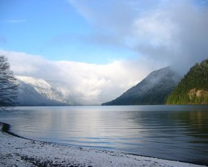 lake crescent two
