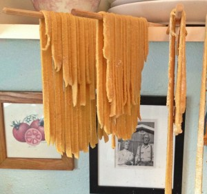 It's hard to beat homemade noodles.