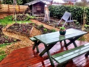 Bountiful backyard