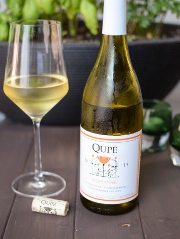 Wine Wednesdays – Qupé Marsanne