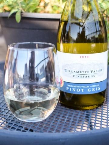Wine Wednesdays – Willamette Valley Vineyards Pinot Gris