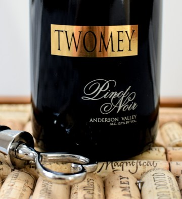Wine Wednesdays – Twomey Andersen Valley Pinot Noir