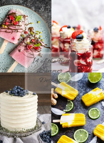 The Best Desserts for a Summer Party:  14 Options Your Guests Will Love
