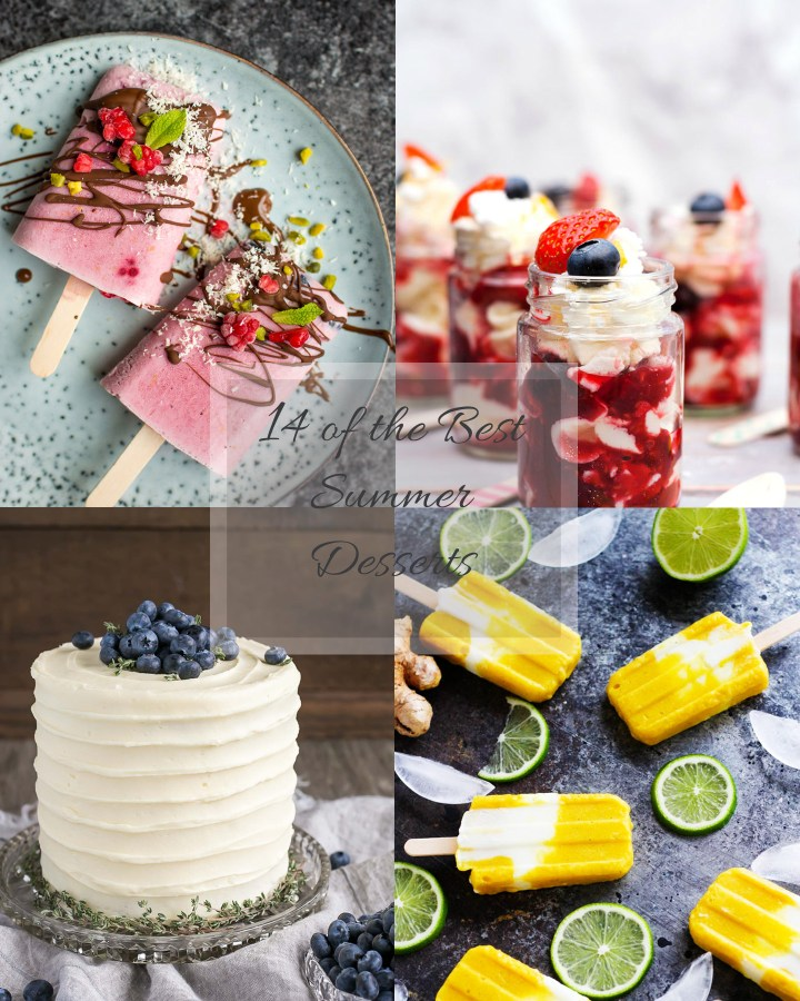 The Best Desserts for Summer