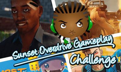 Sunset Overdrive Gameplay Challenge