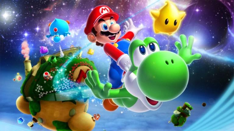 Super-Mario-Galaxy 2 Wii U