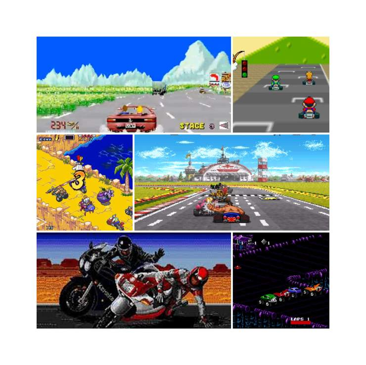 Top 5 Retro Racing Games top 5 retro racing games Top 5 Retro Racing Games Top Retro Racing Games