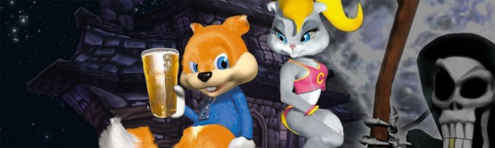 Conker Bad Day