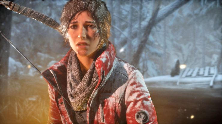 """Rise of the Tomb Raider will be """"pushing the limitations """" of the Xbox One"""