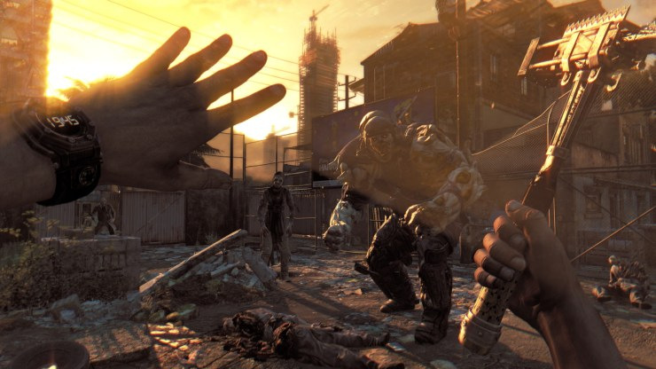 Dying Light Game of the month January 2015