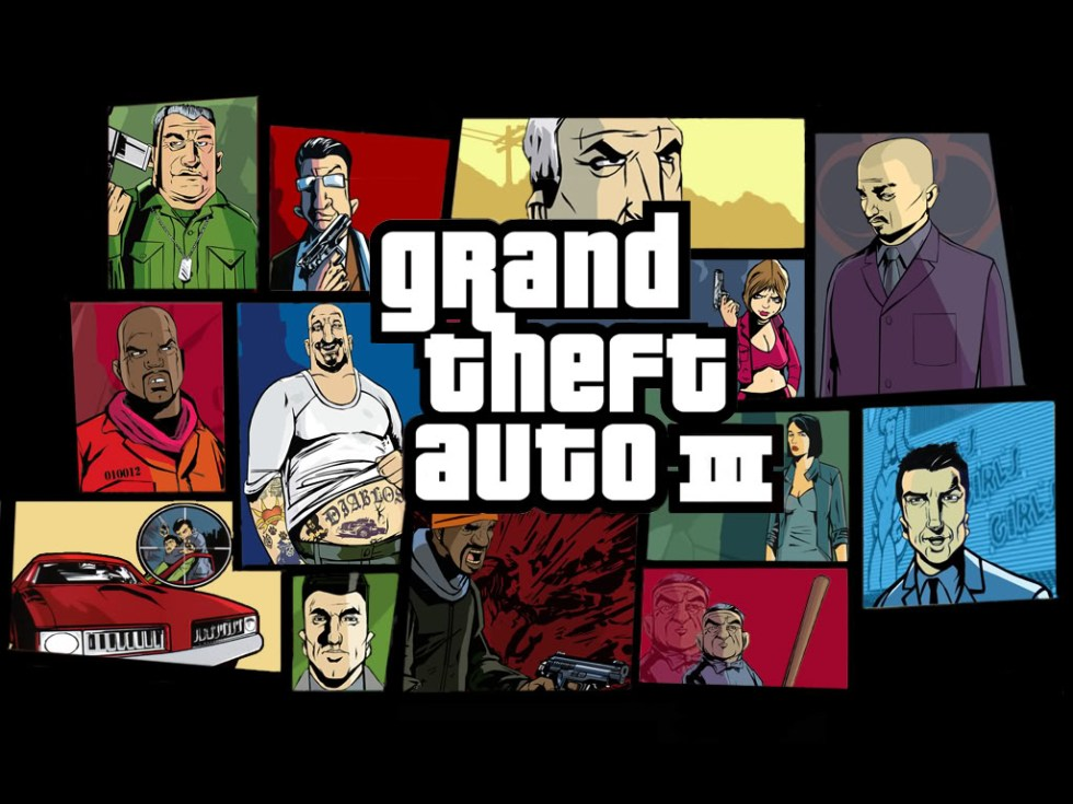GTA 3 Top 10 Remarkable Games by Rockstar Games