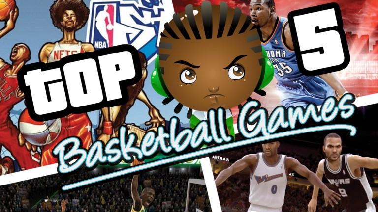Top 5 Basketball Video Games EVER!!!!