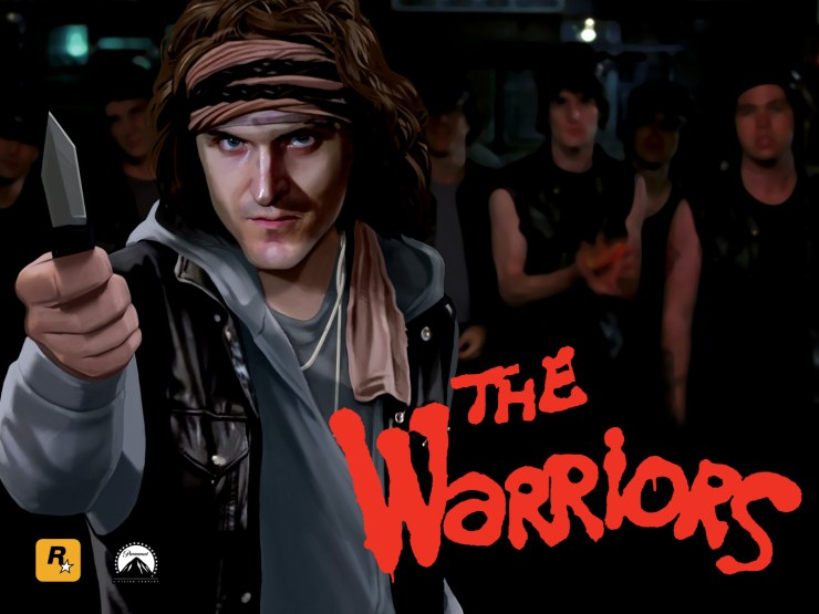 The Warriors Top 10 Remarkable Games by Rockstar Games
