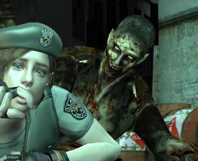 First Trailer of Resident Evil Zero HD Remaster Released By Capcom