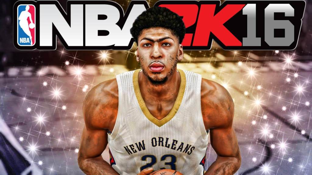 Anthony Davis Gameplay Latest NBA 2K16 Video Revealed