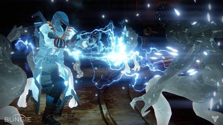 Destiny Teases Cinematic Trailer for The Taken King