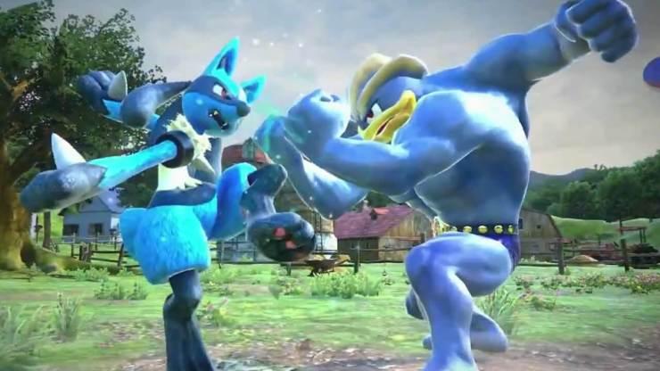 Pokken Tournament Coming to Wii U Pokken Tournament Coming to Wii U Pokken Tournament Coming to Wii U Pokken Tournament Coming to Wii U