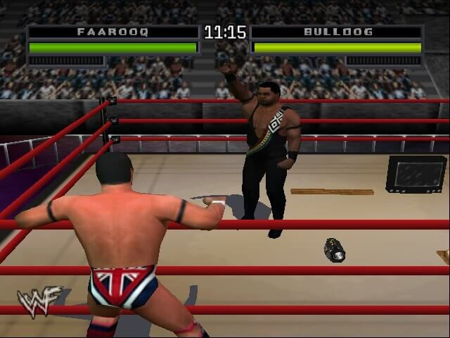 Top 5 Wrestling Video Games top 5 wrestling video games Top 5 Wrestling Video Games WWF War Zone