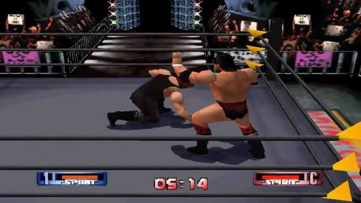 Top 5 Wrestling Video Games top 5 wrestling video games Top 5 Wrestling Video Games WcW Revenge N64