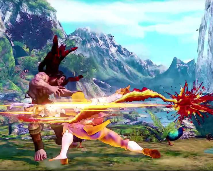 Street Fighter 5 Update: Revelation of Special Editions For Japan