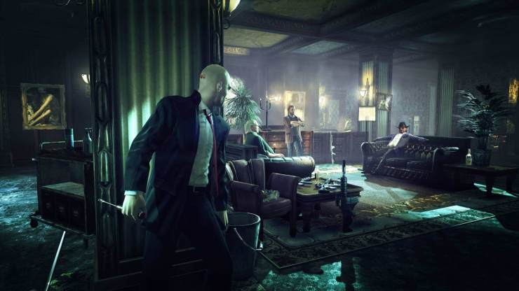 PS4's Hitman Coming on March 11 2016
