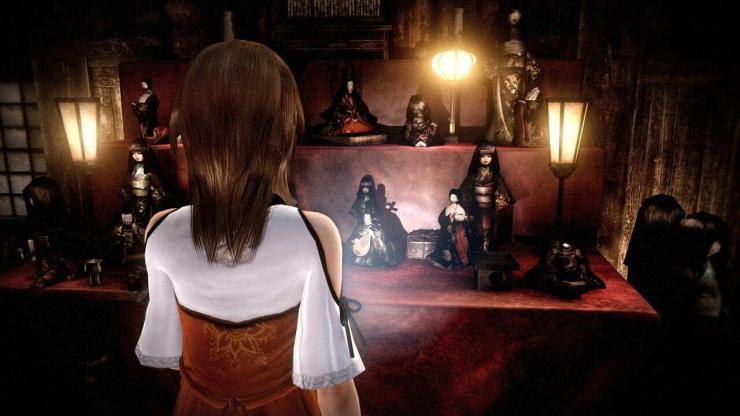 Wii U's New Fatal Frame: Is It Too Big For Some Consoles?