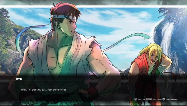 Ryu & Ken Street Fighter V Story Driven Training & Tutorial Gameplay Ryu & Ken Street Fighter V Story Driven Training & Tutorial Gameplay Ryu & Ken Street Fighter V Story Driven Training & Tutorial Gameplay Street Fighter V Ryu Ken training gouken
