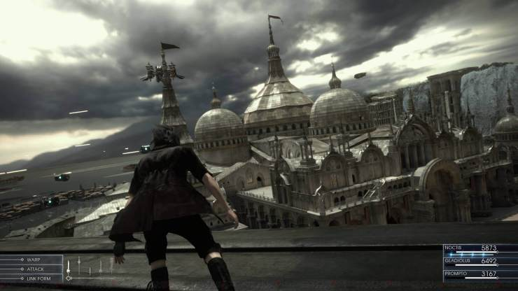 Final Fantasy 15 Update: Playable All Throughout Final Fantasy 15 Update: Playable All Throughout Final Fantasy 15 Update: Playable All Throughout final fantasy 15