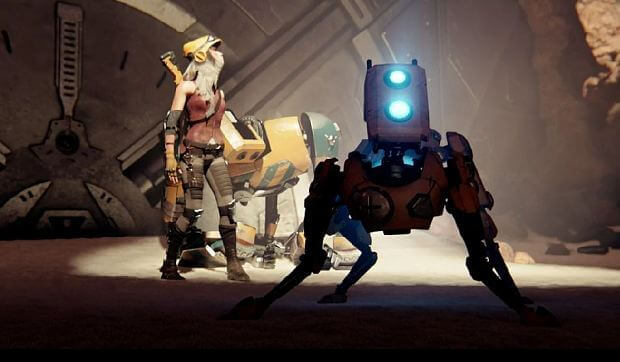 Zelda and Metroid-inspired Exclusively in ReCore of Xbox One Zelda and Metroid-inspired Exclusively in ReCore of Xbox One Zelda and Metroid-inspired Exclusively in ReCore of Xbox One recore  1